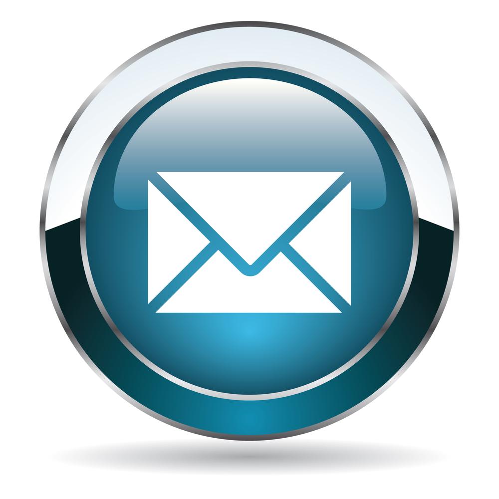 E-mail pazarlama, mail ikonu