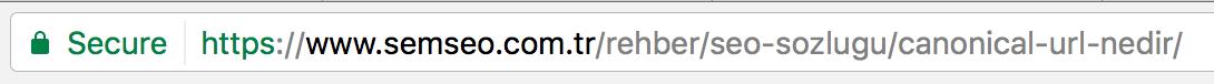 URL dosya uzantısı