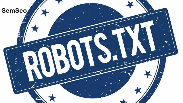 robots.txt dosyası nedir?