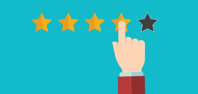 Google My Business olumlu yorumlar