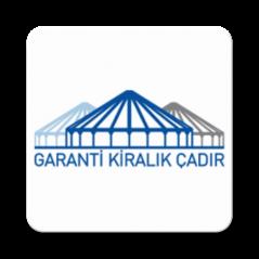 garanti kiralık çadır logo