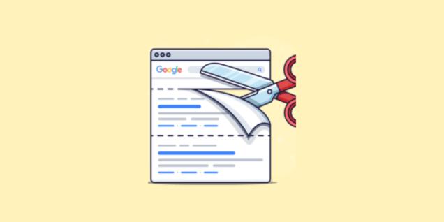 URLleri googleden kaldırmak için 5 yöntem